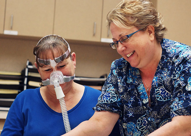CPAP Machine Therapy